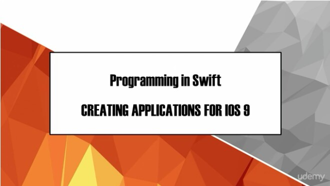Swift 2 programming - learn how to create 20 apps for iOS coupon