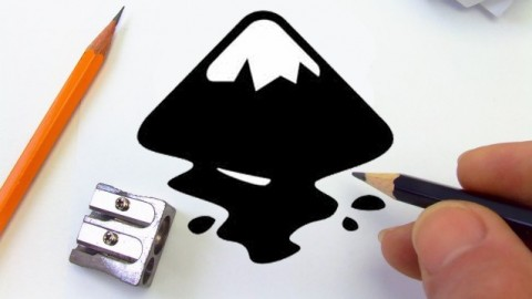 Design and create vector graphics with inkscap 2015 coupon