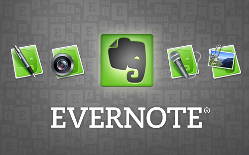How to takes notes on Android using evernote app
