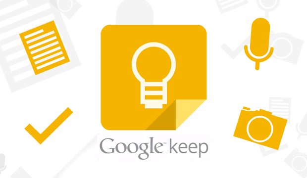 how to take notes on android with google keep