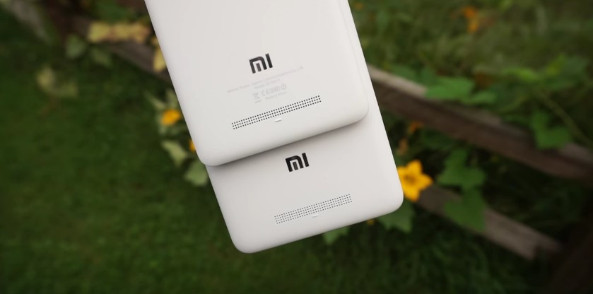 Xiaomi redmi note 2 vs Redmi Note 1