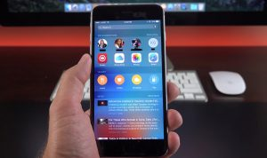iOS9 new features