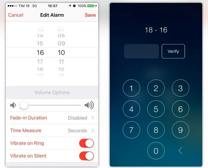 Safe alarm 2 for ios 9