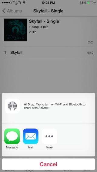 Anydrop 3 for iOS 9