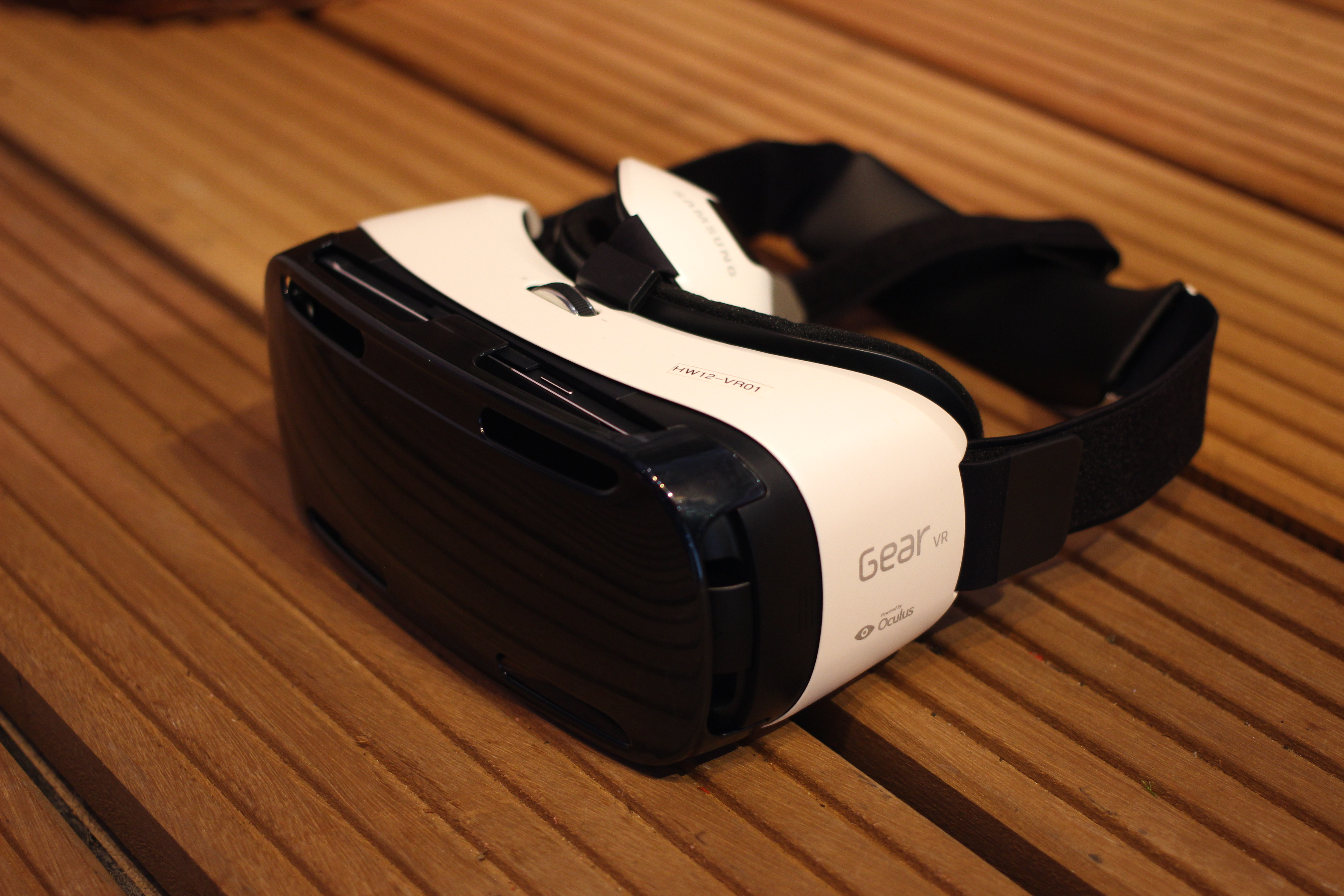 detailed review of samsung gear vr