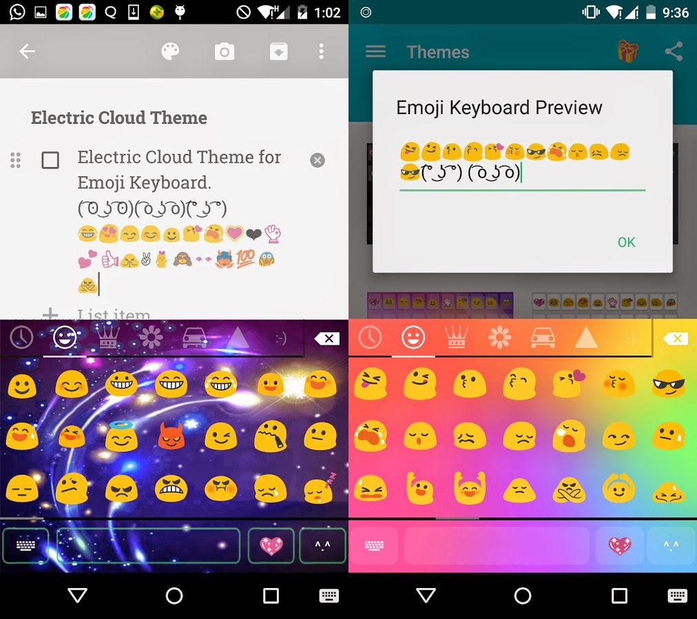 the Best keyboard app for android 2015