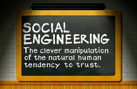 Hack facebook account using social engineering