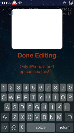 Anynote for ios 9. Cydia yweak for note taking
