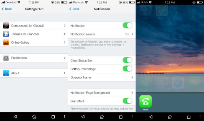 transforming android to ios