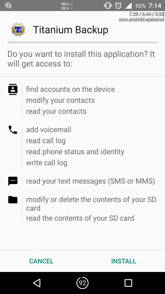 how to change custom rom without losing data