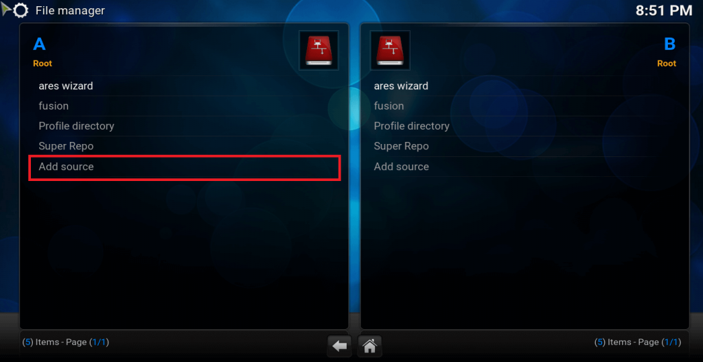 How to install Genesis Kodi Addon