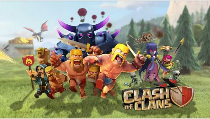 how to play multiple clash of clans in android no root