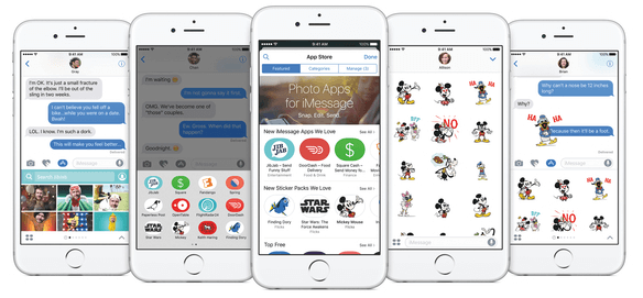 top features in iOS 10