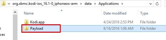 Convert .deb file into .ipa file on windows pc