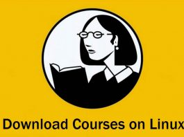 download lynda video course on linux