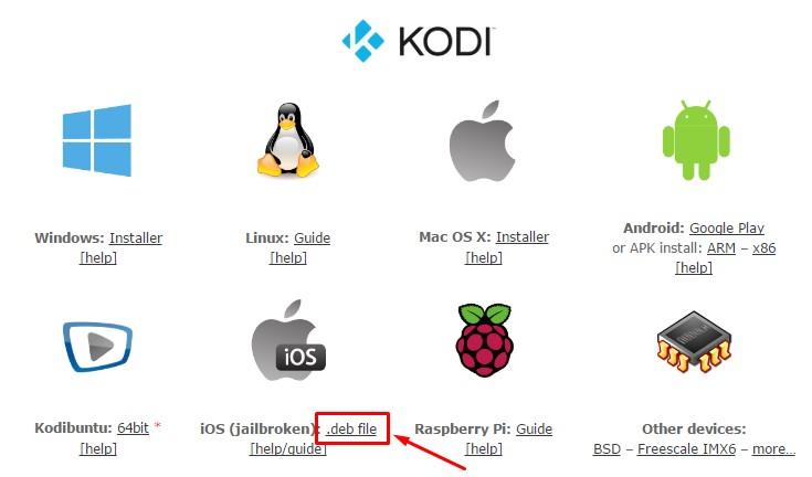 Update kodi to latest version in iPhone ipad