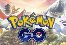 how to use camera in pokemon go iOS android