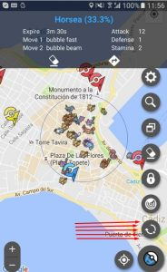 PokeAlert Pokemesh Alternative iOS android
