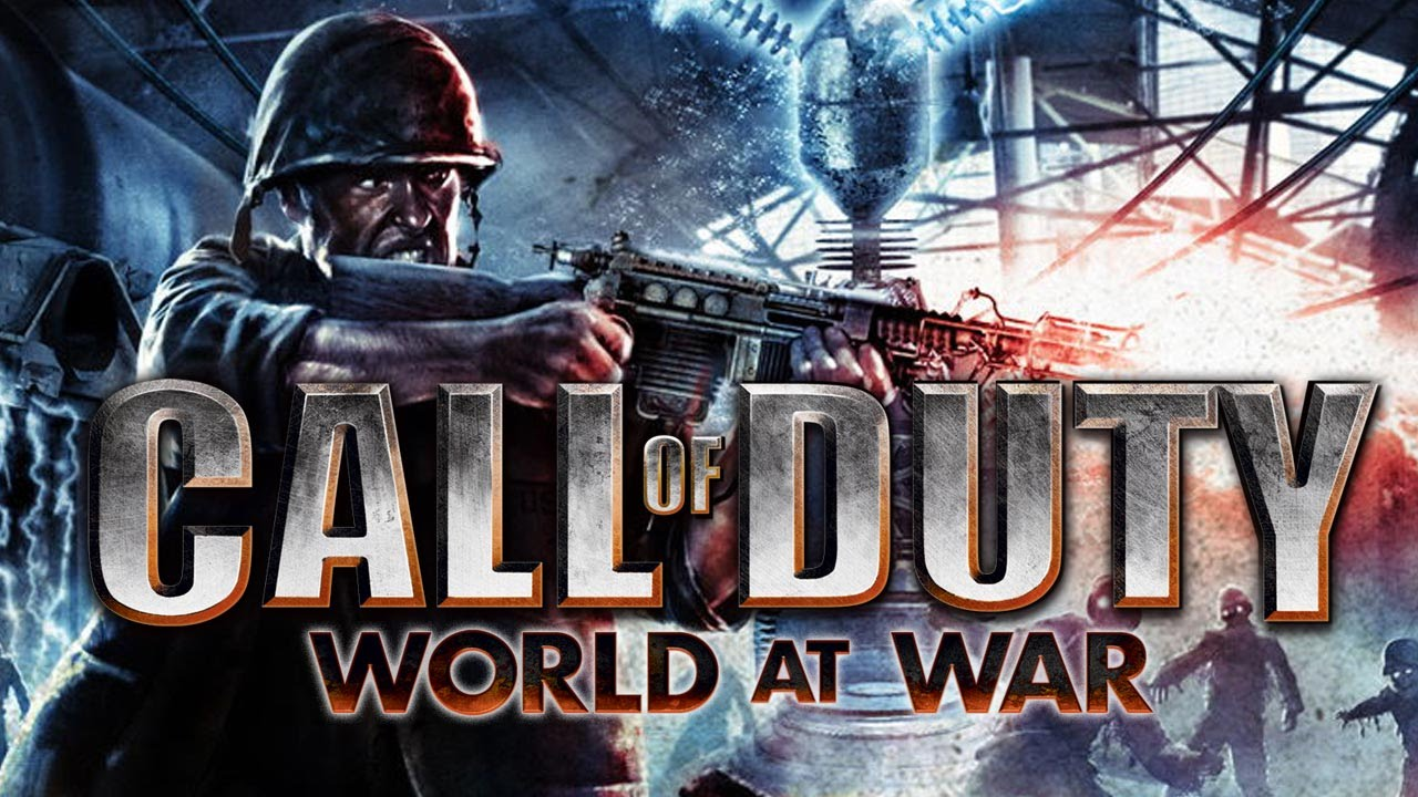 Call of duty: world at war free download (inclu zombie mode).