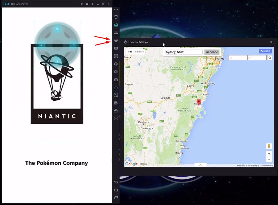 Spoof Location Bluestacks Mac