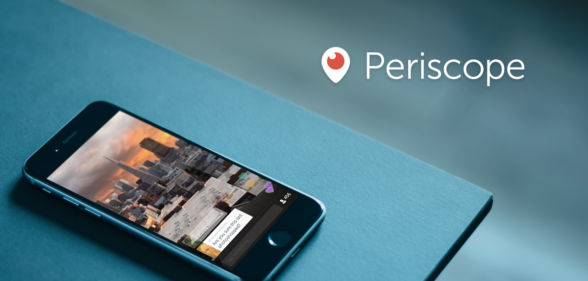 Periscope for PC - Windows and Mac OS