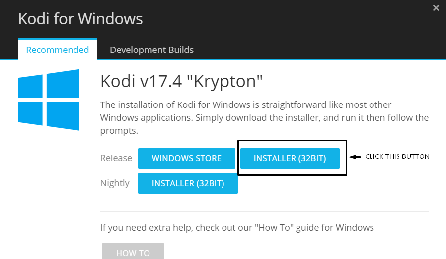 Install Kodi on Roku 2017