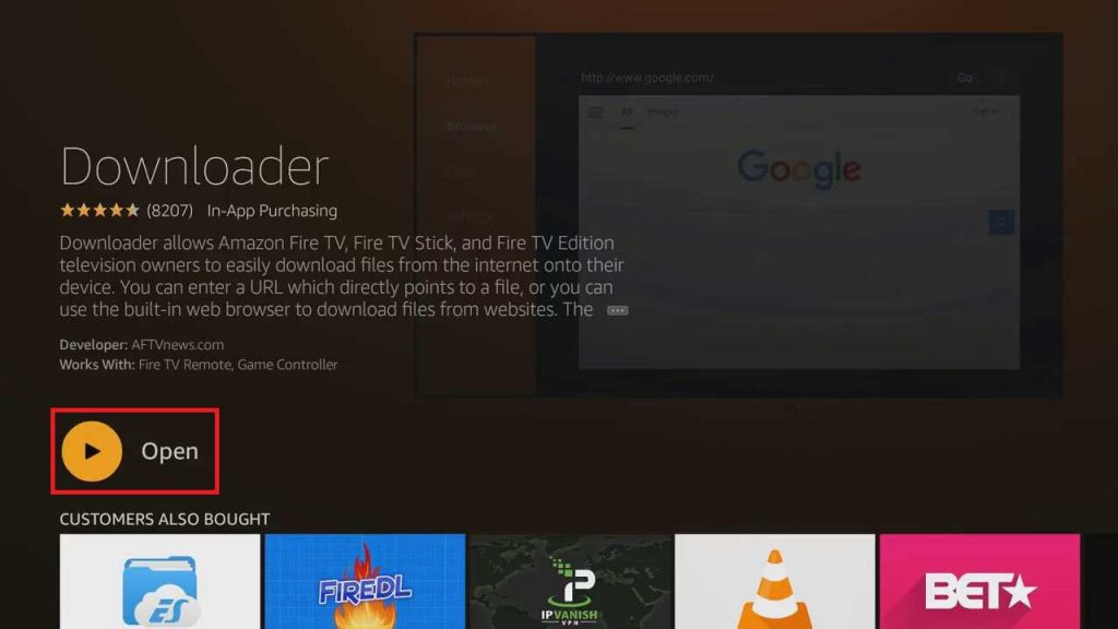 how to download youtube on amazon fire tv