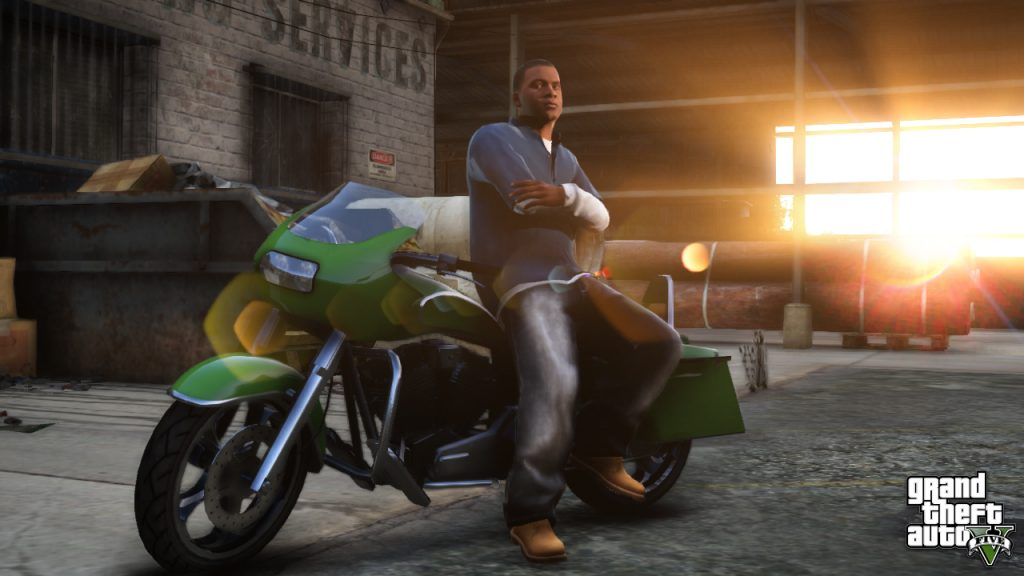 GTA v APK on Android