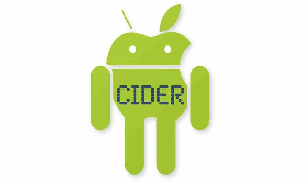 cider apk best ios emulator for android