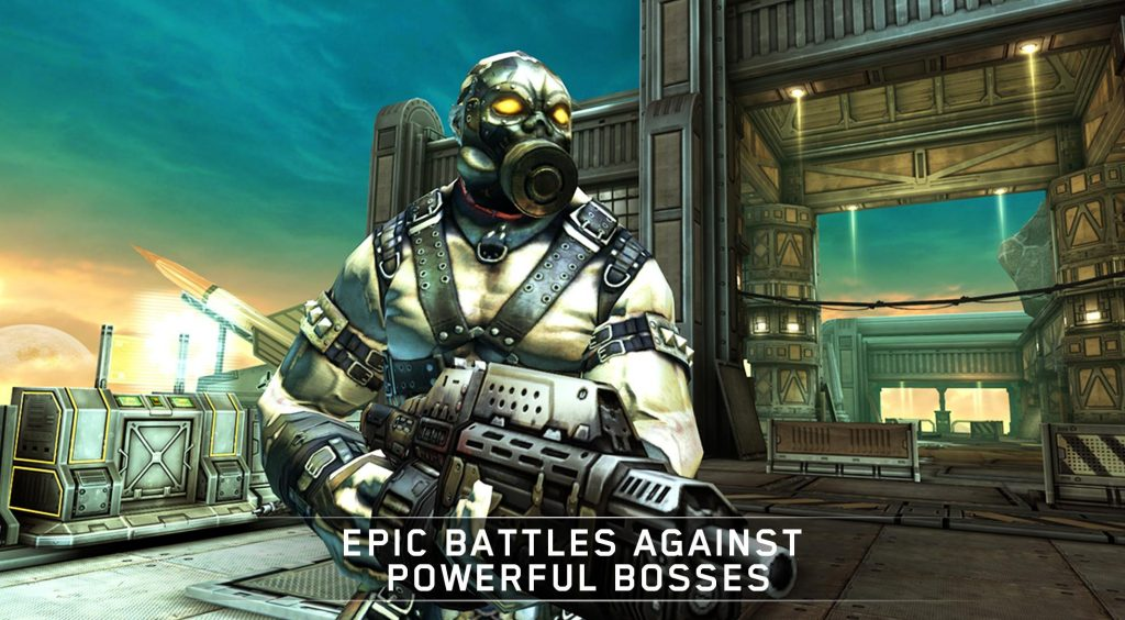 Download shadowgun apk and data