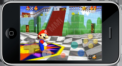 How to play Nintendo games on iPhone without jailbreak