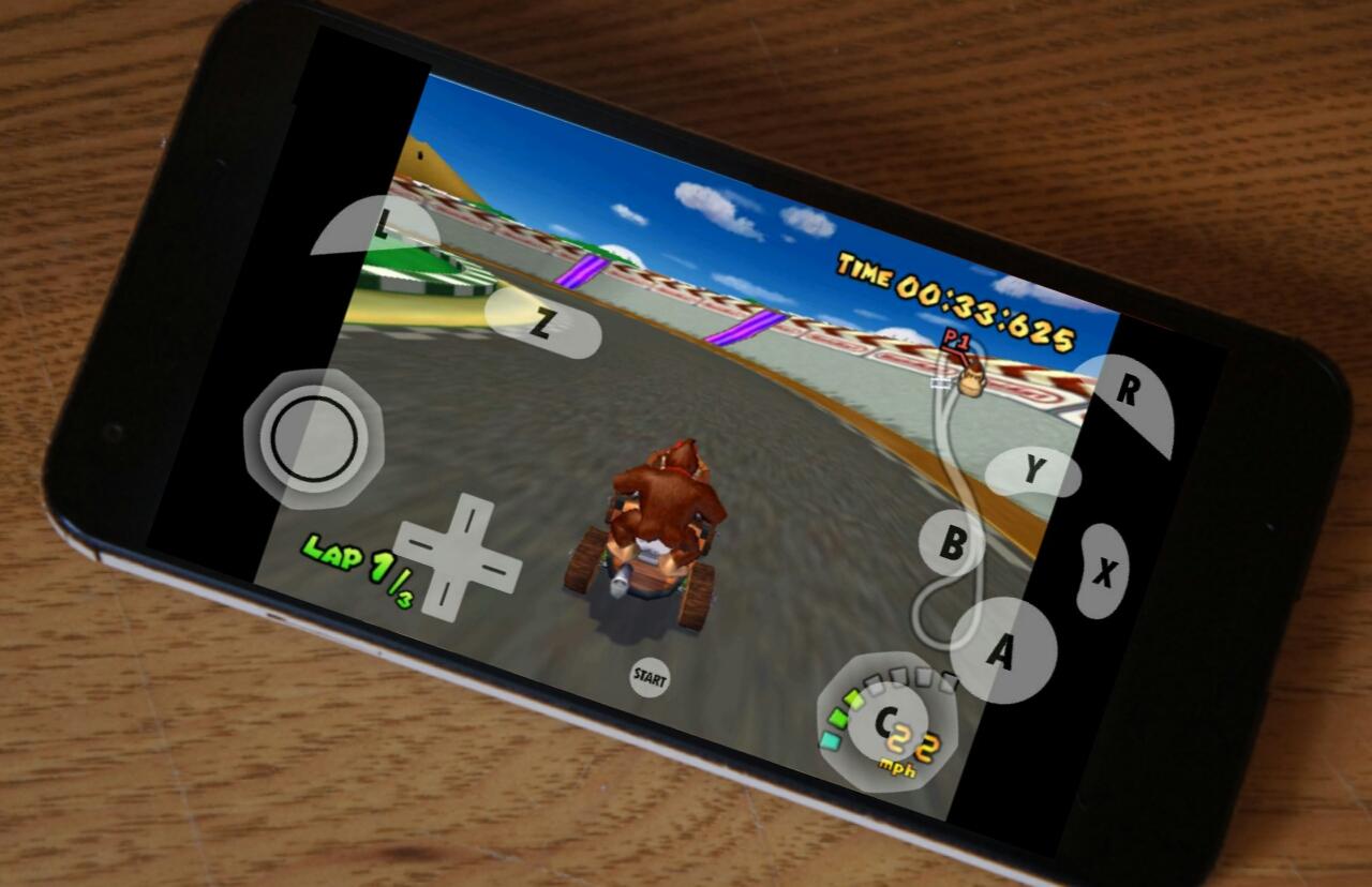 GameCube Emulator for iPhone without jailbreak