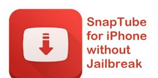 download snaptube for iphone without jailbreak