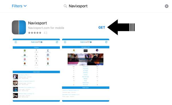 By Photo Congress || Navixsport Streaming App