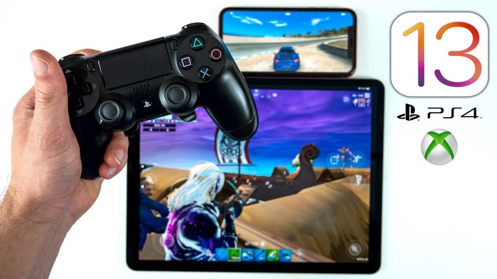 Play iPhone Games with XBox One & PlayStation DualShock Controller