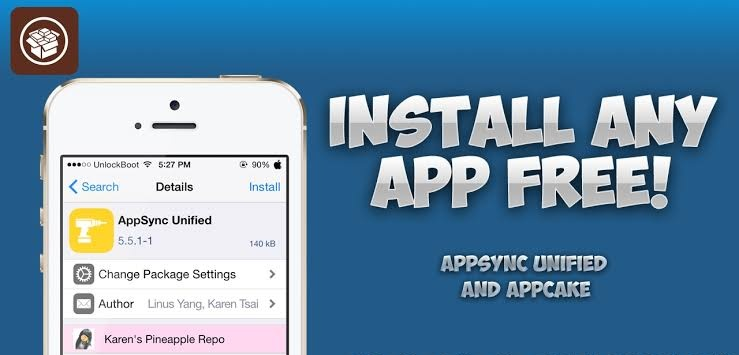 AppSync Unified iOS 12 Repo - Tweaked Apps and Hacked Games on iPhone for Free
