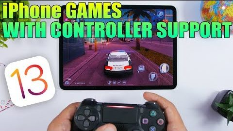 iPhone best games with iOS 13 controller support
