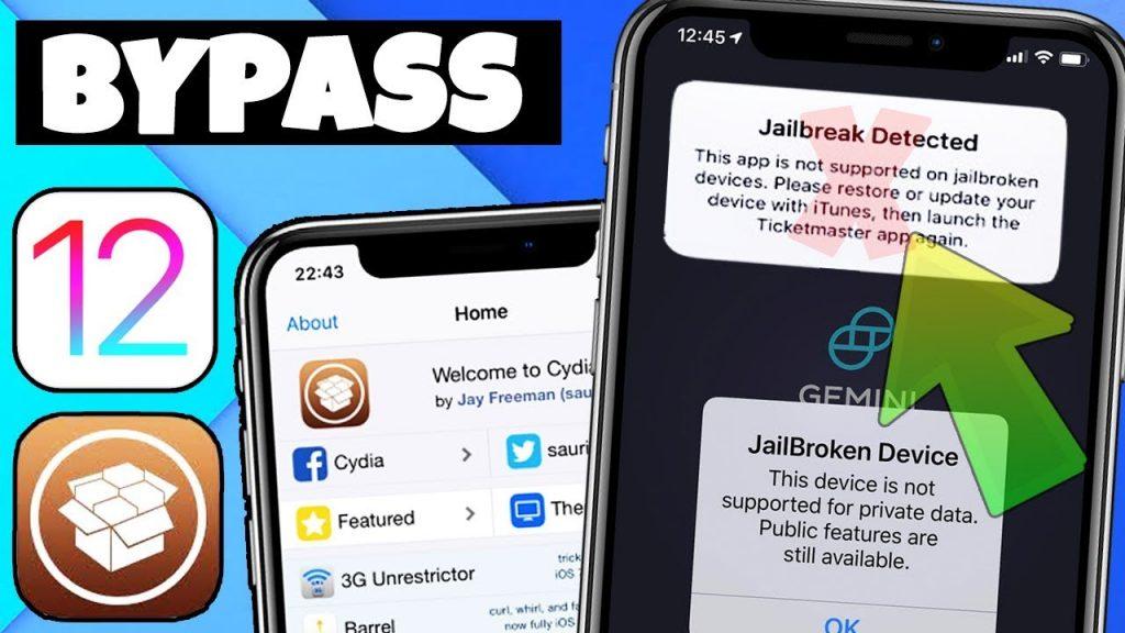 Cydia tweaks for jailbreak detection bypass