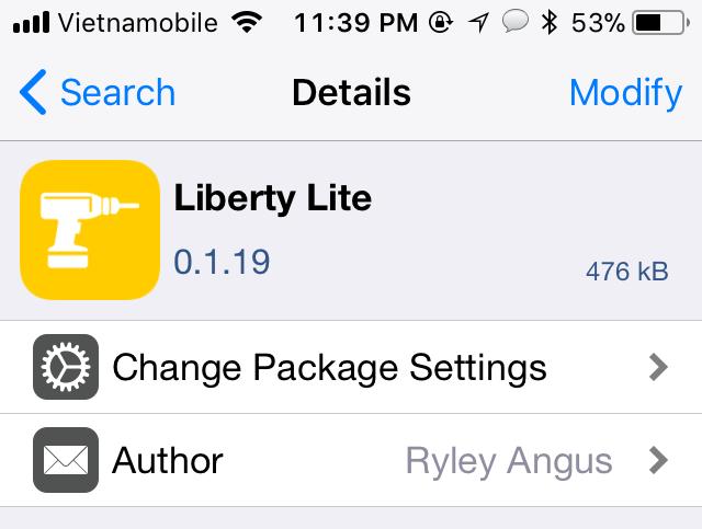 liberty lite cydia repo