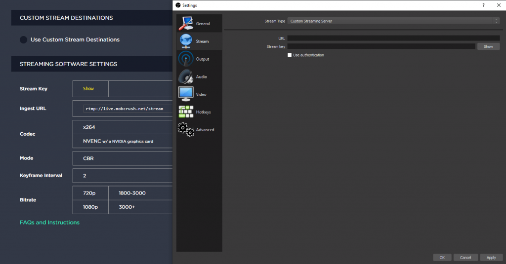Free Alternative to Restream.io - Multi-Stream to Facebook, YouTube, Twitch & Mixer