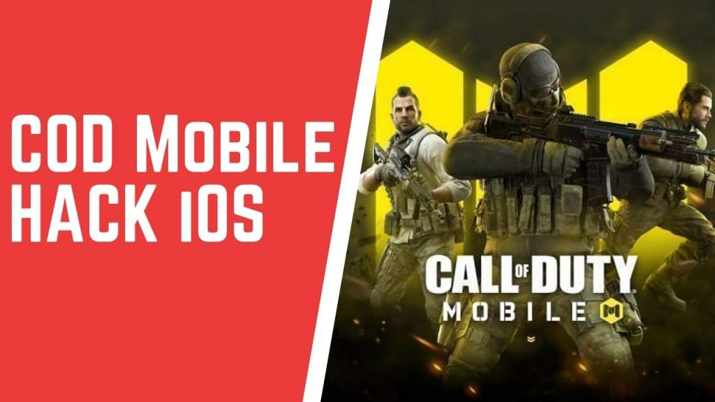 Call of Duty mobile hacked version for iphone